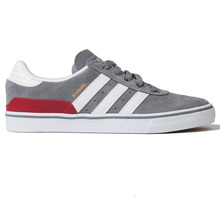 View the Adidas Busenitz Vulc - Grey/White/Power Red from the Footwear clothing range online today from Boarderline