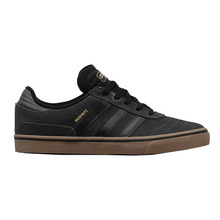 View the Adidas Busenitz Vulc - Solid Grey/Core Black/Gold from the Mens clothing range online today from Boarderline