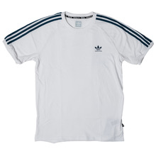 View the Adidas California 2.0 T-Shirt - White from the T-Shirts clothing range online today from Boarderline