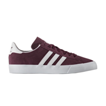 View the Adidas Campus Vulc - Maroon/White from the Mens clothing range online today from Boarderline