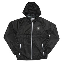 View the Adidas Climastorm Windbreaker Jacket - Black from the Jackets clothing range online today from Boarderline