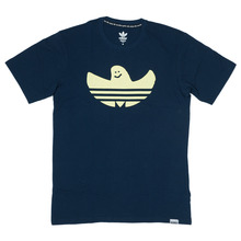 View the Adidas Gonz Shmoo 2 T-Shirt - Navy from the Clothing clothing range online today from Boarderline