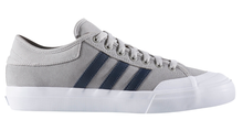 View the Adidas Matchcourt - Solid Grey/Collegiate Navy/White from the Mens clothing range online today from Boarderline
