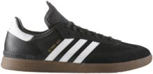View the Adidas Samba ADV - Core Black/White/Gum from the Mens clothing range online today from Boarderline