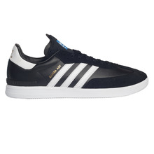 View the Adidas Samba ADV - Core Black/White/Bluebird from the Mens clothing range online today from Boarderline