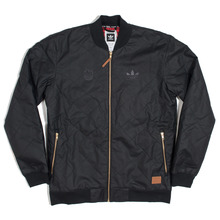 View the Adidas Silas Jacket - Black from the Jackets clothing range online today from Boarderline
