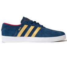 View the Adidas Silas Vulc - Navy/Gold/Scarlet from the Footwear clothing range online today from Boarderline