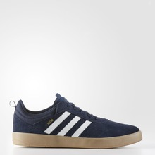 View the Adidas Suciu ADV - Collegiate Navy/White/Gum from the Mens clothing range online today from Boarderline