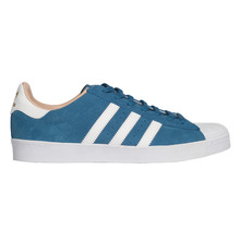 View the Adidas Superstar Vulc ADV - Core Blue/Footwear White/Gold from the Mens clothing range online today from Boarderline