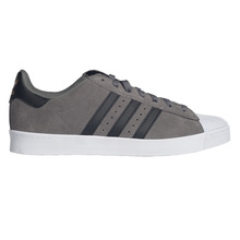 View the Adidas Superstar Vulc ADV - Grey/Black/White from the Mens clothing range online today from Boarderline