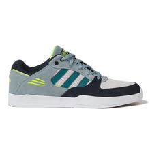 View the Adidas Tribute - Green Earth/Core Black/Solar Yellow from the Mens clothing range online today from Boarderline