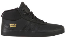 View the Adidas X Capita Adi Trek Shoe - Core Black/Scarlet/Gold  from the Mens clothing range online today from Boarderline