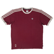 View the Adidas X Magenta Jersey - Burgundy from the T-Shirts clothing range online today from Boarderline