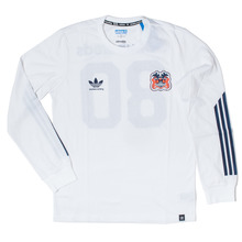 Adidas x The Hundreds L/S Jersey - White