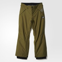 View the Adidas 10K Riding Pant - Olive from the Mens Snowboard Pants clothing range online today from Boarderline