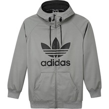 View the Adidas Greeley Soft Shell Jacket - Heather Grey from the Mens Snowboard Jackets clothing range online today from Boarderline