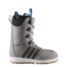 View the Adidas Samba ADV Snowboard Boot - Grey/Black/White from the Mens Snowboard Boots clothing range online today from Boarderline