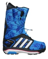 Adidas Snowboarding Boost Boot - Bluebird/White/Black