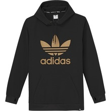 View the Adidas Team Tech Hood - Black from the Fleece/Layering clothing range online today from Boarderline