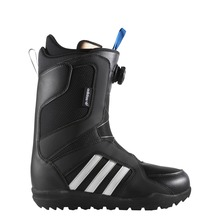 View the Adidas Tencza Snowboard Boots - Black/White from the Mens Snowboard Boots clothing range online today from Boarderline