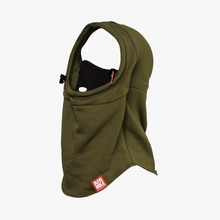 View the Airhole Airhood 2 Layer - Army from the Neckwarmers & Face Masks clothing range online today from Boarderline