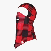 View the Airhole Polar Balaclava - Red Buffalo from the Neckwarmers & Face Masks clothing range online today from Boarderline
