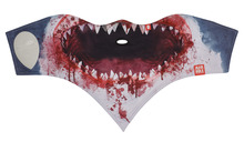 View the Airhole Standard Face Mask - Shark from the Neckwarmers & Face Masks clothing range online today from Boarderline