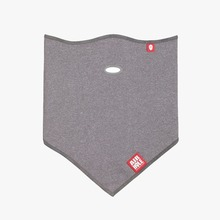View the Airhole Standard Lite Polar Facemask - Heather Grey from the Neckwarmers & Face Masks clothing range online today from Boarderline
