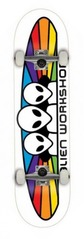 View the ALIEN WORKSHOP SPECTRUM COMPLETE SKATEBOARD - 8.0 from the Complete Skateboards clothing range online today from Boarderline