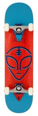 View the Alien Workshop Watcher Complete 8.0 from the Complete Skateboards clothing range online today from Boarderline
