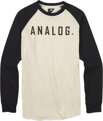 View the Analog Agonise Long Sleeve - Monochrome from the Base Layers clothing range online today from Boarderline