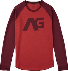 View the Analog Agonize Base Layer - Redstone from the Base Layers clothing range online today from Boarderline