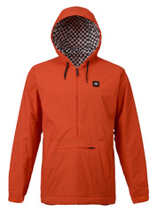 View the Analog Caldwell Anorak - Jello Shot from the Mens Snowboard Jackets clothing range online today from Boarderline