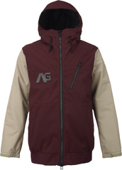 View the Analog Greed Jacket - Deep Purple from the Mens Snowboard Jackets clothing range online today from Boarderline