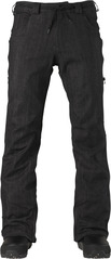 View the Analog Remer Pant - Raw Black Denim from the Mens Snowboard Pants clothing range online today from Boarderline