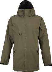 View the Analog Solitary Jacket - Soil from the Mens Snowboard Jackets clothing range online today from Boarderline