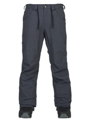 View the Analog Thatcher Pant - Denim from the Mens Snowboard Pants clothing range online today from Boarderline
