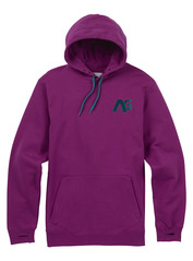 View the Anlog Crux Hoodie - Grapeseed from the Fleece/Layering clothing range online today from Boarderline