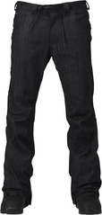 View the Anlog Römer Pant - Black Denim from the Mens Snowboard Pants clothing range online today from Boarderline