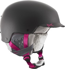 View the Anon Aera Helmet - Black - Anon Womens Snowboard Helmet  from the Women clothing range online today from Boarderline