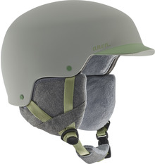 View the Anon Aera Womens Helmet - Crafty Grey from the Women clothing range online today from Boarderline