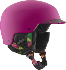 View the Anon Aera Womens Helmet - Glitchy Pink from the Women clothing range online today from Boarderline