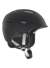 View the Anon Auburn Helmet - Marble Black from the Women clothing range online today from Boarderline