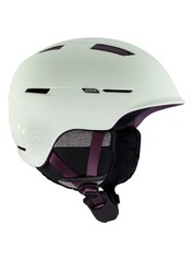 View the Anon Auburn Helmet - Seafoam from the Women clothing range online today from Boarderline