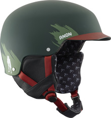 View the Anon Blitz Helmet - Boba Fett from the Men clothing range online today from Boarderline