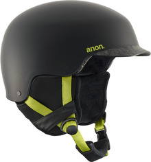 View the Anon Blitz Helmet - Cracked Black from the Men clothing range online today from Boarderline
