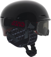 View the Anon Define Kids Helmet - Darth Vadar from the Kids clothing range online today from Boarderline
