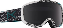 View the anon DERINGER MFI goggle - mowgli / dark smoke from the Womens clothing range online today from Boarderline