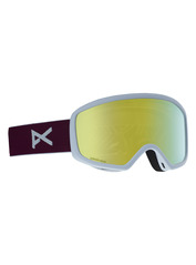 View the Anon Deringer MFI Goggles - Purple from the Womens clothing range online today from Boarderline