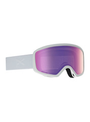 View the Anon Deringer MFI Goggles - White from the Womens clothing range online today from Boarderline